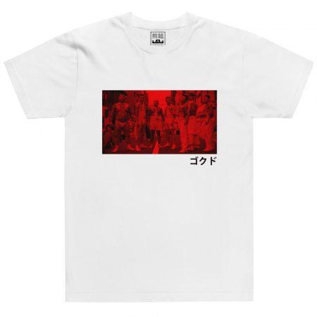 gokudo-white-tshirt