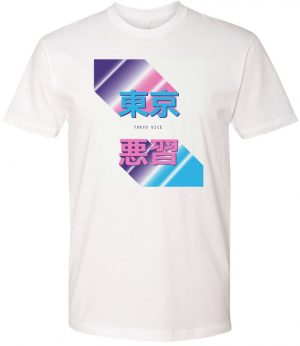tokyo vice tshirt