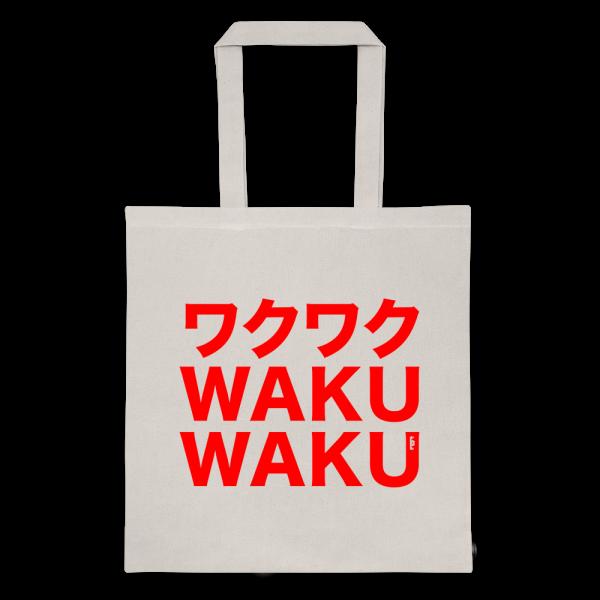 waku waku tote
