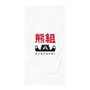 kuma towel