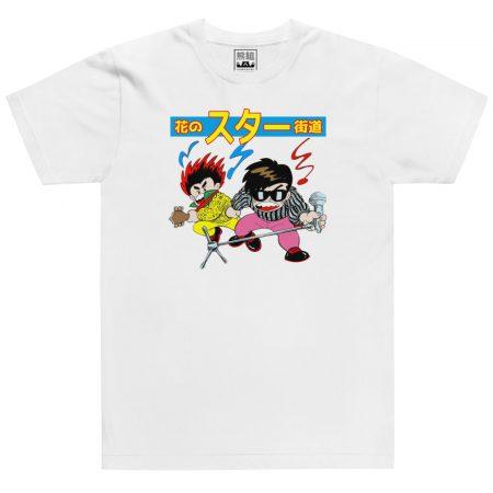 hana-no-star-kaidou-white-tshirt