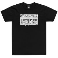 game-inn-naha-2-black-tshirt